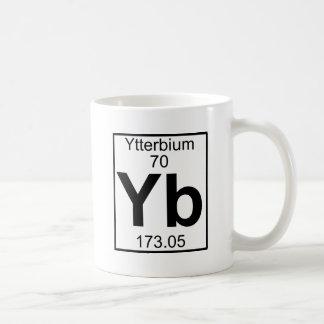 Element 070 - Yb - Ytterbium (Full) Coffee Mug