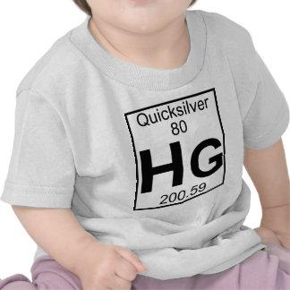 Element 080 - Hg - Quicksilver (Full) T Shirt