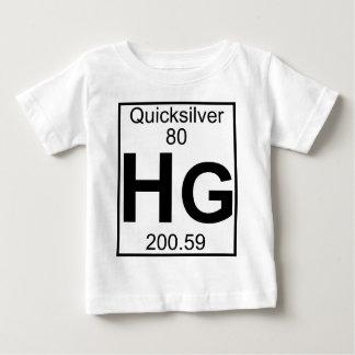 Element 080 - Hg - Quicksilver (Full) Tees