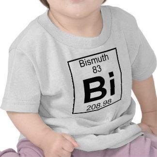Element 083 - Bi - Bismuth (Full) Tees
