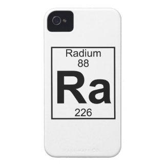 Element 088 - Ra - Radium (Full) iPhone 4 Cover