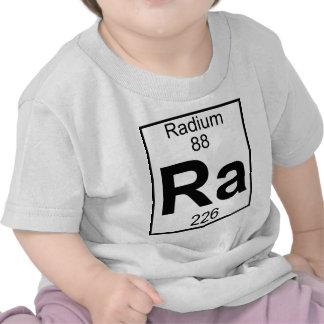 Element 088 - Ra - Radium (Full) Tees