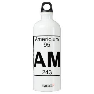 Element 095 - Am - Americium (Full) SIGG Traveller 1.0L Water Bottle