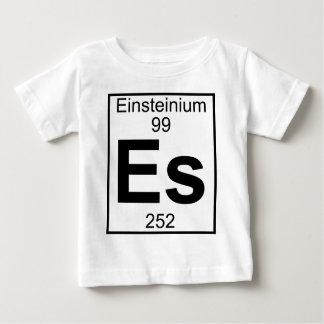 Element 099 - Es - Einsteinium (Full) Baby T-Shirt