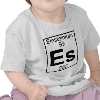 Element 099 - Es - Einsteinium (Full) Tee Shirt
