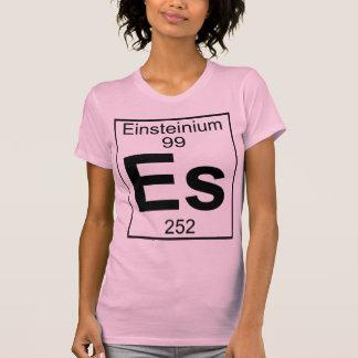 Element 099 - Es - Einsteinium (Full) T-shirts