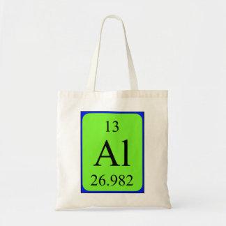 Element 13 bag - Aluminium