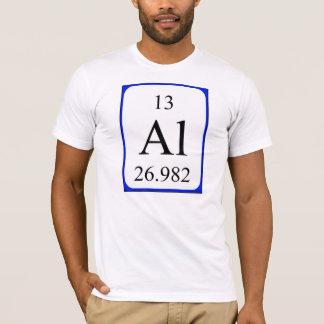 Element 13 shirt - Aluminium white