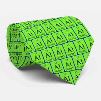 Element 13 tie - Aluminium