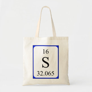 Element 16 bag - Sulphur white
