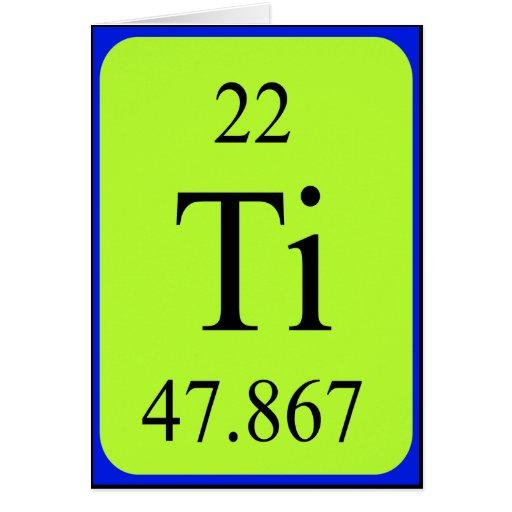Titanium Symbol
