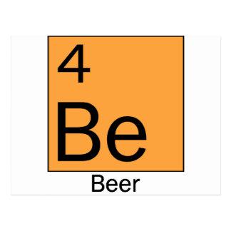 Element 4 Beer Postcards