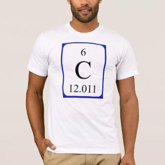 Element 6 shirt - Carbon white