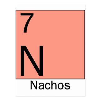 Element 7 Nachos Post Cards