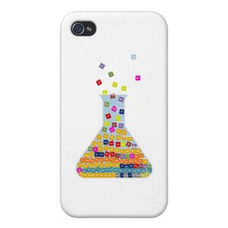 Element Beaker Case iPhone 4 Case
