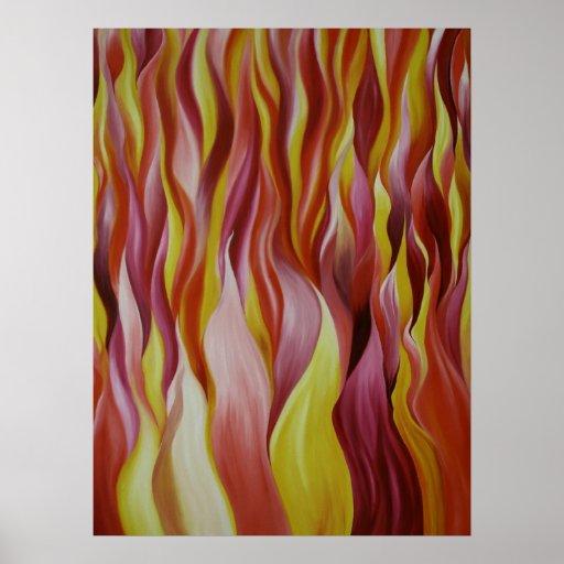 element fire poster