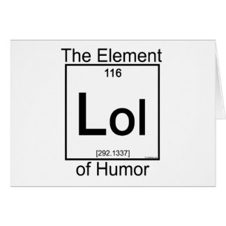 Element LOL Card