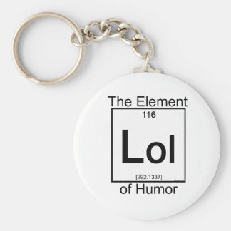 Element LOL Key Ring