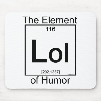 Element LOL Mouse Mat