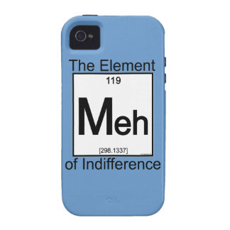 Element MEH Case-Mate iPhone 4 Covers