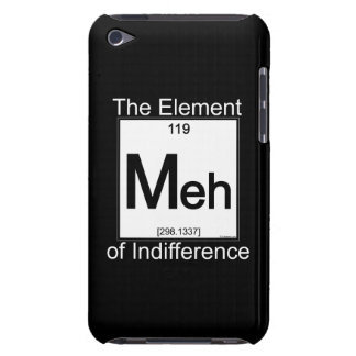 Element MEH iPod Case-Mate Cases