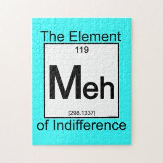 Element MEH Jigsaw Puzzle