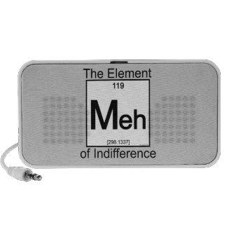 Element MEH Travelling Speakers