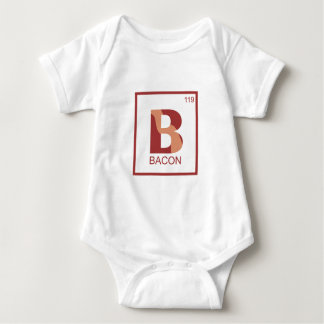 Element of Bacon Baby Bodysuit