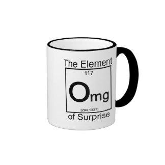 Element OMG Coffee Mugs