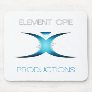 Element Opie Branded Gear Mouse Pad