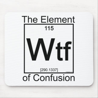 Element WTF Mouse Mat