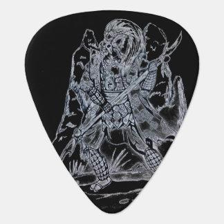 Elemental Air Samurai Guitar Pick