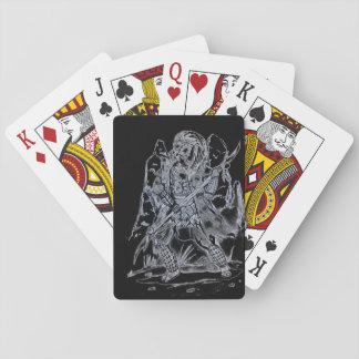 Elemental Air Samurai Playing Cards