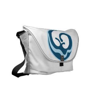 Elemental Icon - Water Messenger Bag