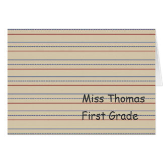 elementary school writing paper This penmanship paper (also known as handwriting practice paper) is available with various number of lines per page, in two page orientations, and four paper sizes.