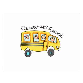ELEMENTARY SCHOOL POSTCARDS