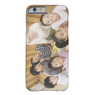 Elementary students and teacher barely there iPhone 6 case