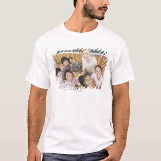 Elementary students and teacher T-Shirt