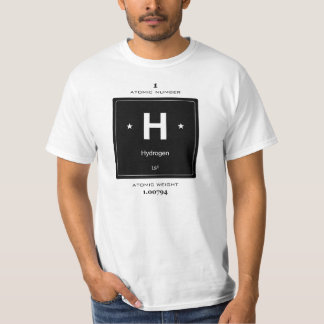 Elements - H (badge1-bbb) Tee Shirt