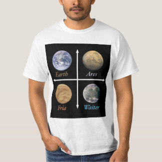 Elements of Astronomy T-Shirt