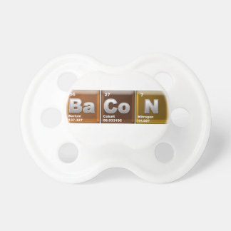 Elements of BaCoN Baby Pacifier