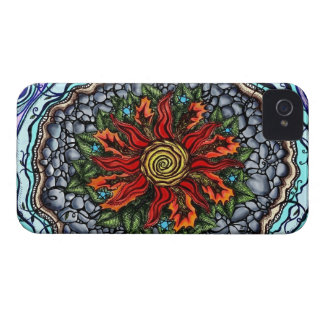 Elements of Creation (color) iPhone 4 Covers