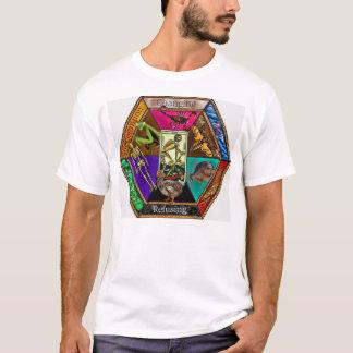 Elements of Death colour T shirt