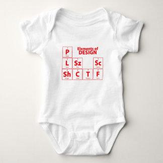 Elements of Design T Shirt