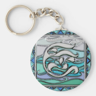 Elements series- Water symbol Key Ring