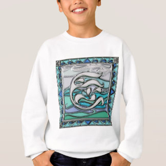 Elements series- Water symbol Sweatshirt