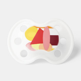 elements white baby pacifiers
