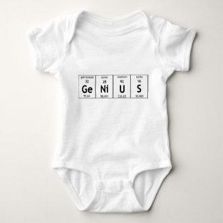 Elemetary, My Dear Watson Baby Bodysuit