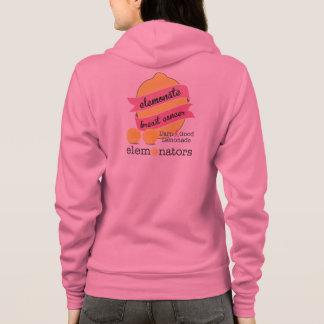 Elemonators Pink Hoodie