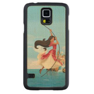 Elena | Adventure Awaits Maple Galaxy S5 Case